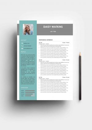Compelling Resume Template